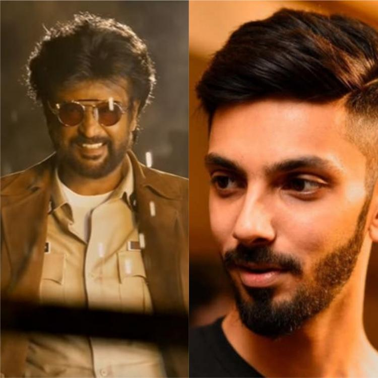 Rajinikanth,Anirudh,South,Darbar