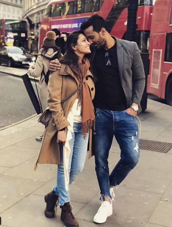 Anita Hassanandani's Birthday Wish For Husband Rohit Reddy Will Make You Smile. 5