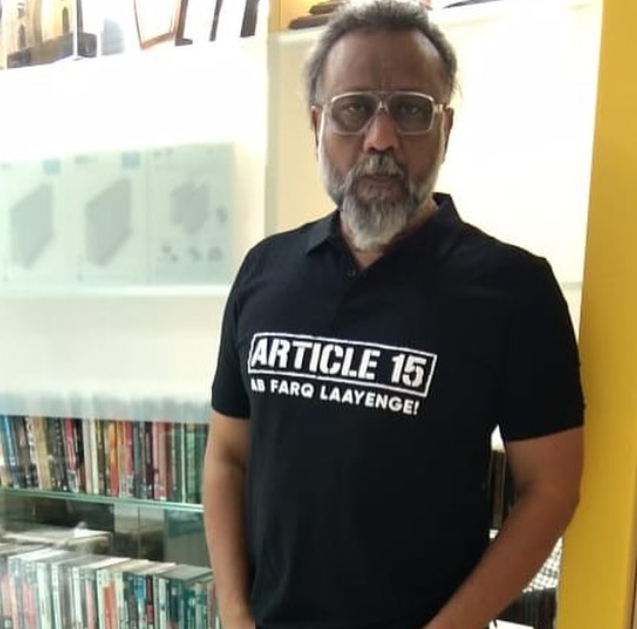 Article 15 filmmaker Anubhav Sinha: Why can't we let Zaira Wasim be?
