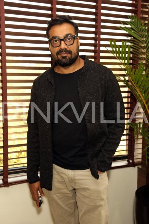 Anurag Kashyap reacts to his imposter harassing Ruhi Singh; says he's been doing it to people for last 2 years