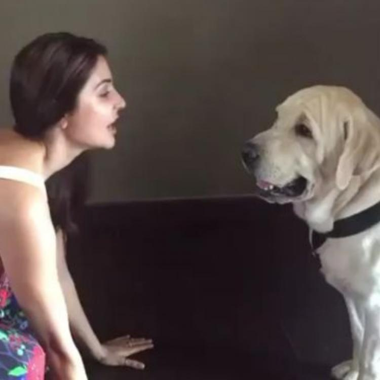 Flashback Friday: Anushka Sharma's pawdorable video of goofing around with her dog is every pet parent ever