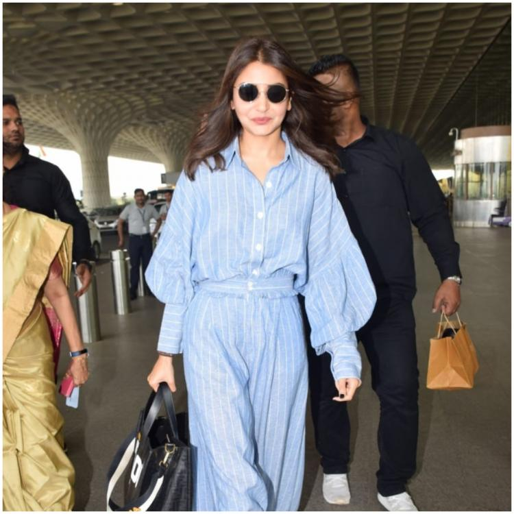 Anushka Sharma talks about doing Pari, Sui Dhaaga & Zero all in one year; says I have hands full as a producer