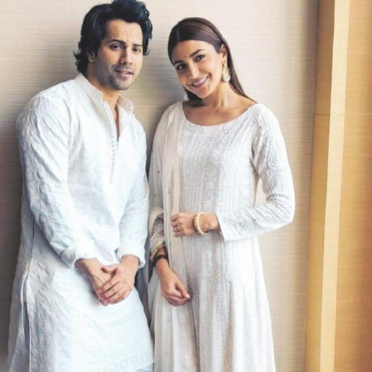 Anushka Sharma thinks Sui Dhaaga co star Varun Dhawan deserves an award and here's the reason behind it; Find out