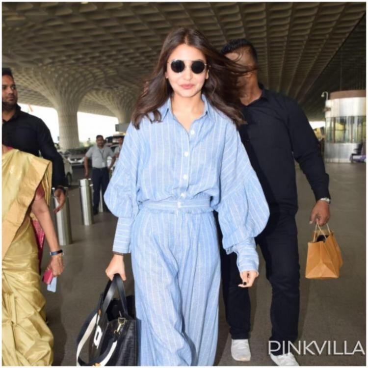 Anushka Sharma says her father taught her the art of