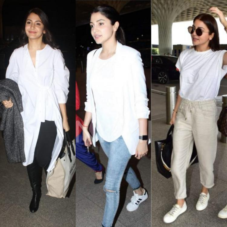 Anushka Sharma's airport looks will make you want them all INSTANTLY
