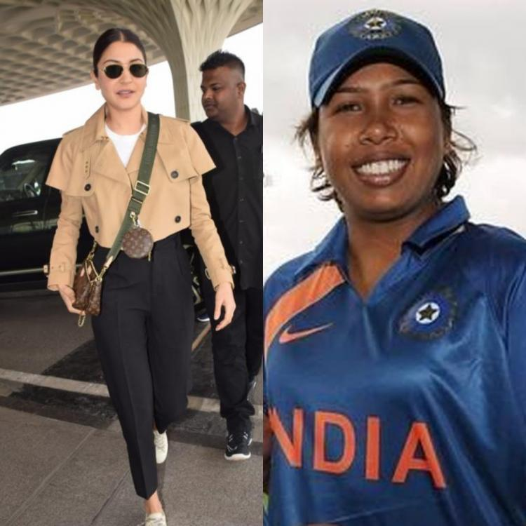 Anushka Sharma's next to be a biopic on former Indian cricket team Captain Jhulan Goswami? Find out