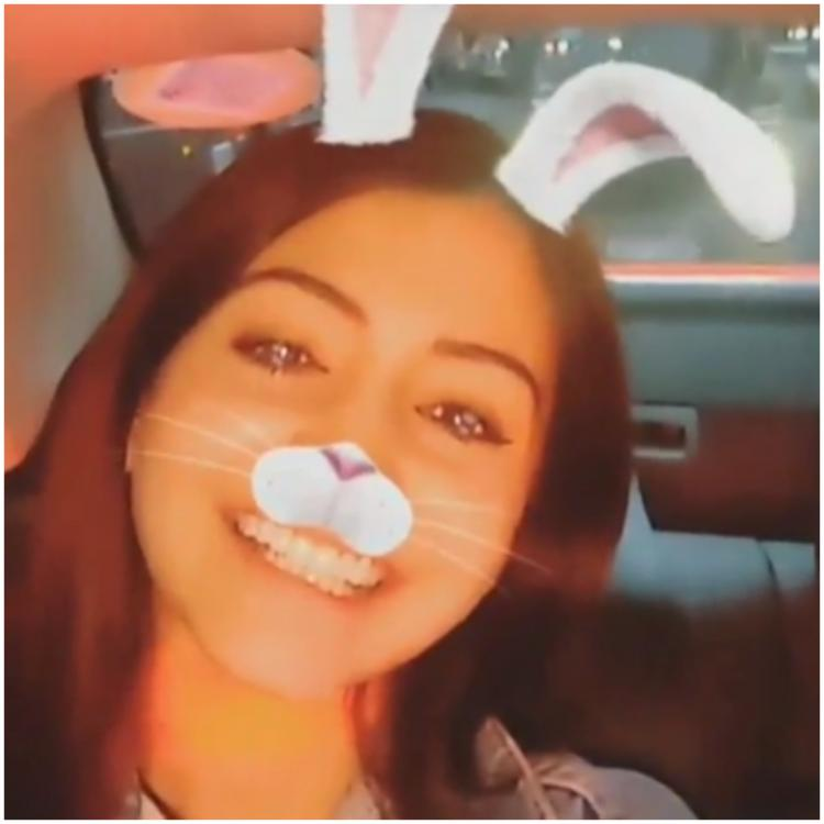 Anushka Sharma is a happy bunny post pack up and we want to know Virat Kohli's reaction to the filter