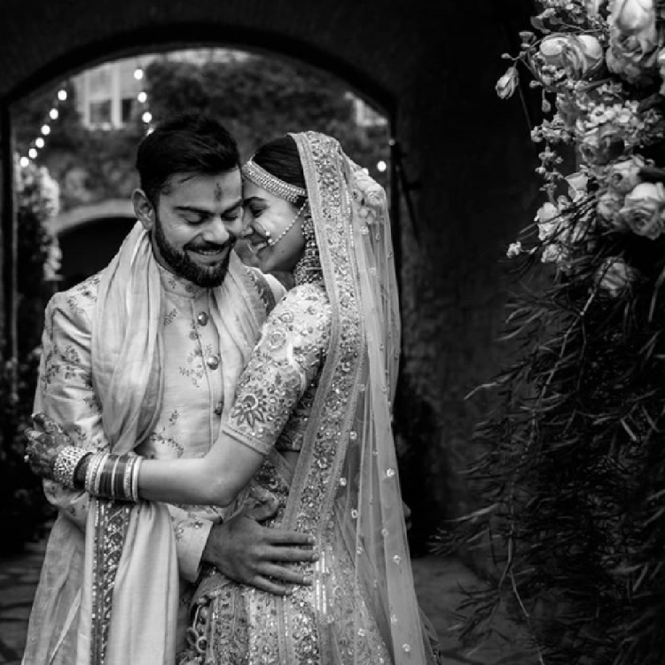 Anushka Sharma's heartfelt note for hubby Virat Kohli on their wedding anniversary is pure love; Check it out