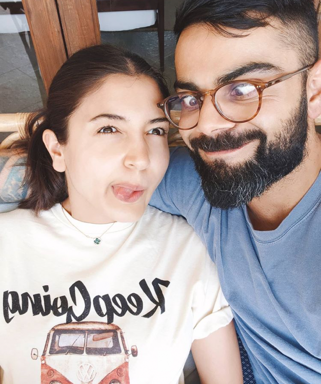 Virat Kohli reveals he has never formally proposed to Anushka Sharma before marriage