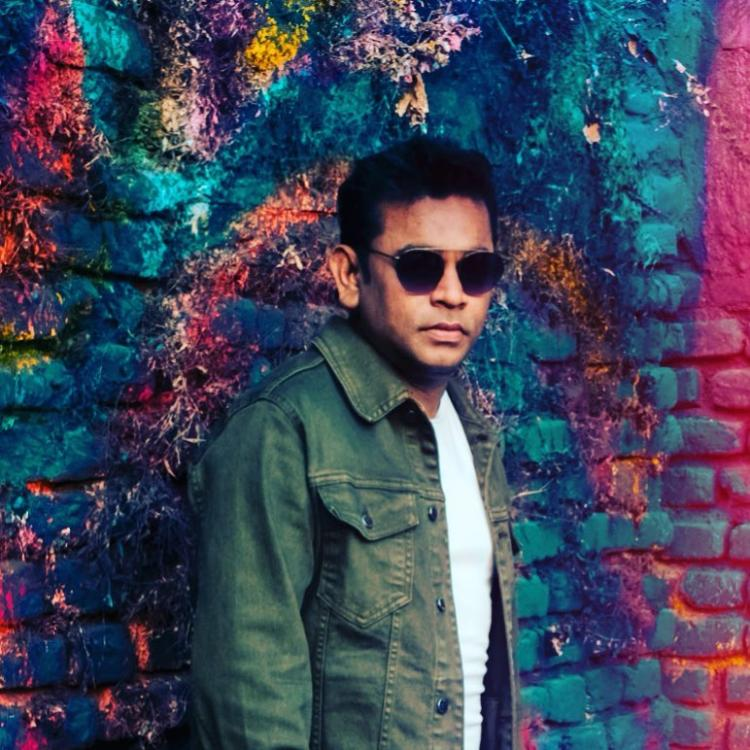 VIDEO: AR Rahman shares a glimpse of singer Armaan Malik recording for 99 Songs