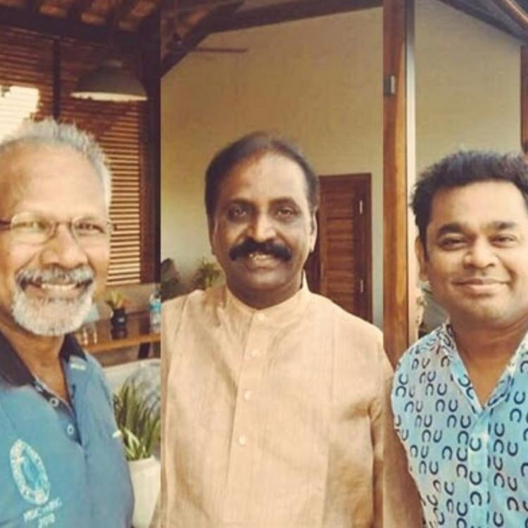 Mani Ratnam and AR Rahman get slammed by angry fans for working with #MeToo accused Vairamuthu
