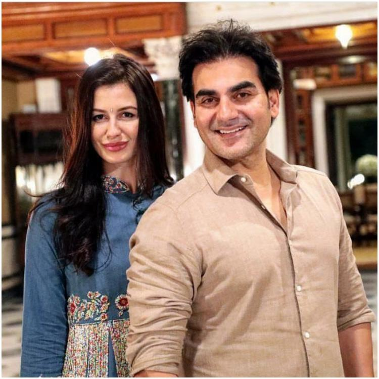 Arbaaz Khan's girlfriend Giorgia Andriani opens up on how he supports her and gives details of acting debut