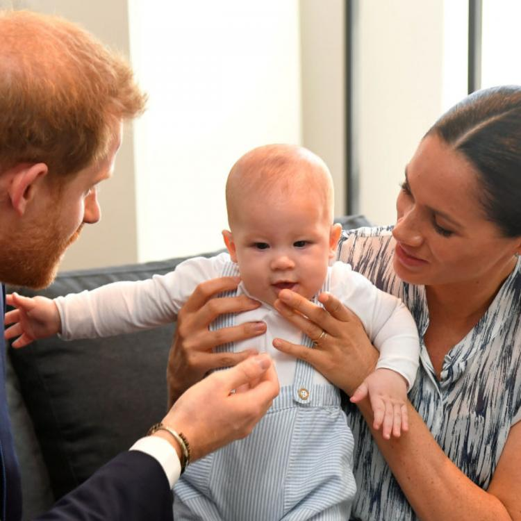 Meghan Markle and Prince Harry's son Archie to take his first steps soon; Deets Inside