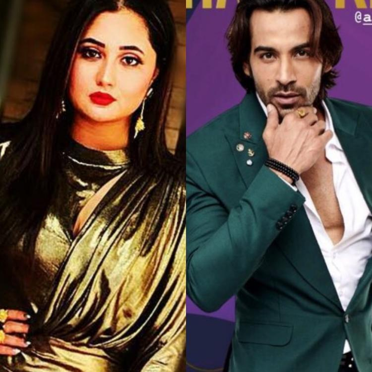 Bigg Boss 13: Rashami Desai CONFESSES she likes Arhaan Khan and shares a cute moment with him