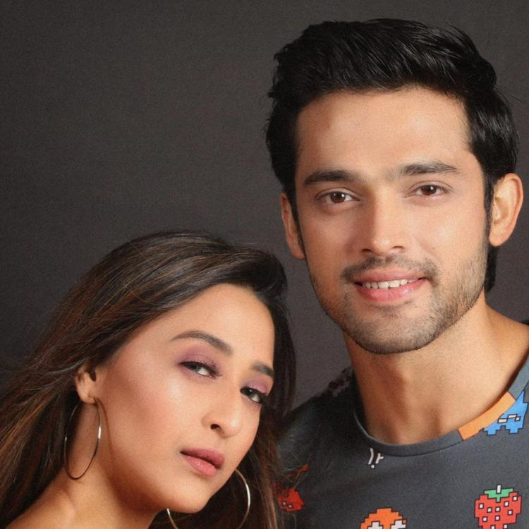 Ariah Agarwal REACTS to reports of her dating Kasautii Zindagii Kay co star Parth Samthaan