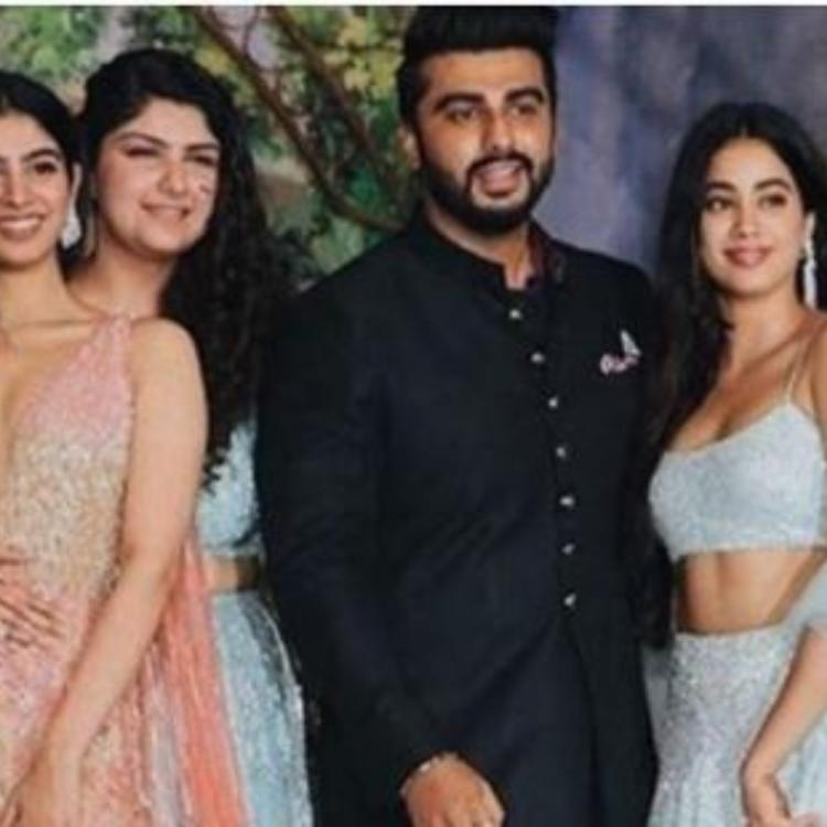 Arjun Kapoor opens up about Jahnvi Kapoor: I don't like to