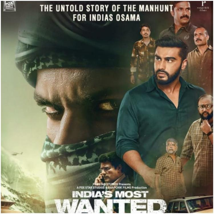News,arjun kapoor,India's Most Wanted