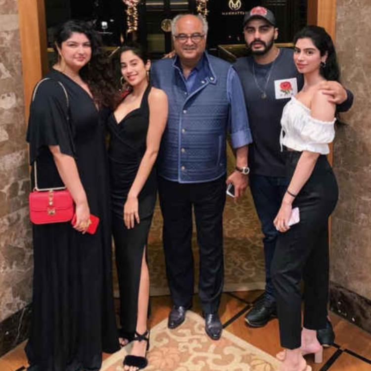 EXCLUSIVE: Arjun Kapoor opens up on standing by his dad, Janhvi & Khushi's side post Sridevi's death
