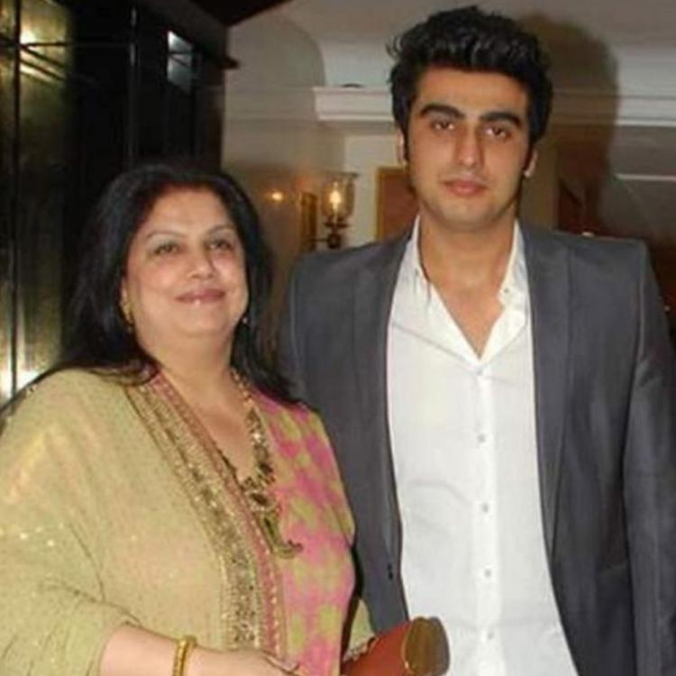 EXCLUSIVE: Arjun Kapoor opens up on his mom's death: I was about to stand on my two feet & my backbone snapped