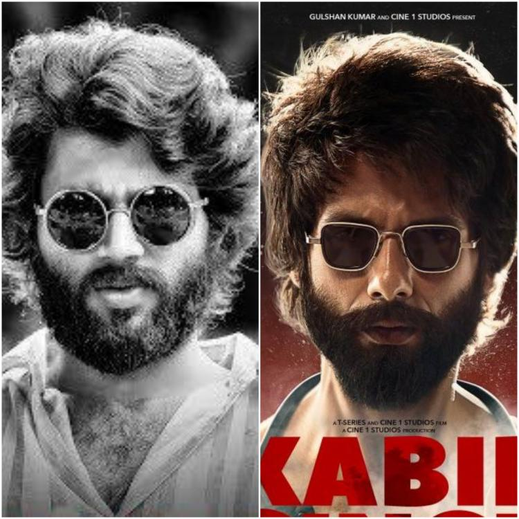 Vijay Deverakonda on watching Shahid Kapoor's Kabir Singh: I have done that film, why will I watch it again