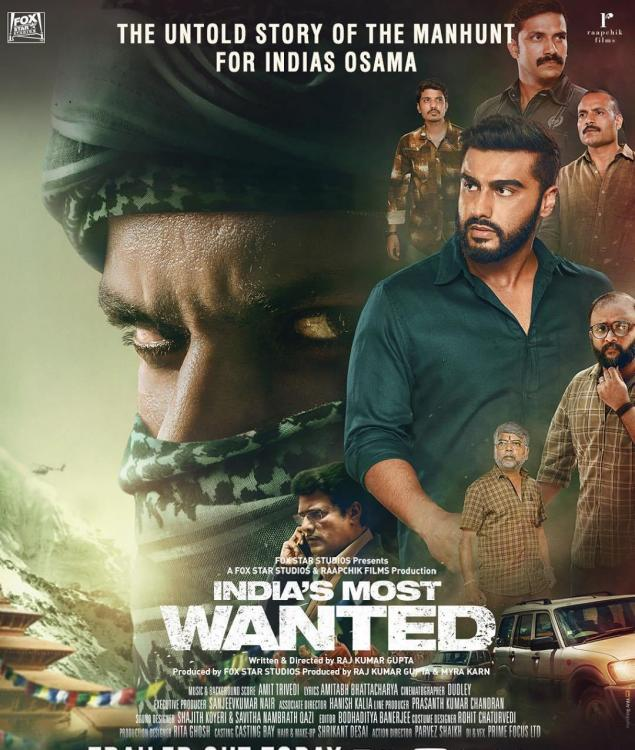 arjun kapoor,Box Office,India's Most Wanted