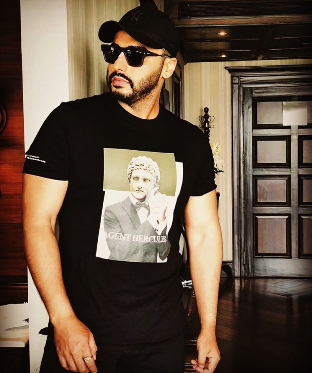 Arjun Kapoor talks about coping with his mother's loss