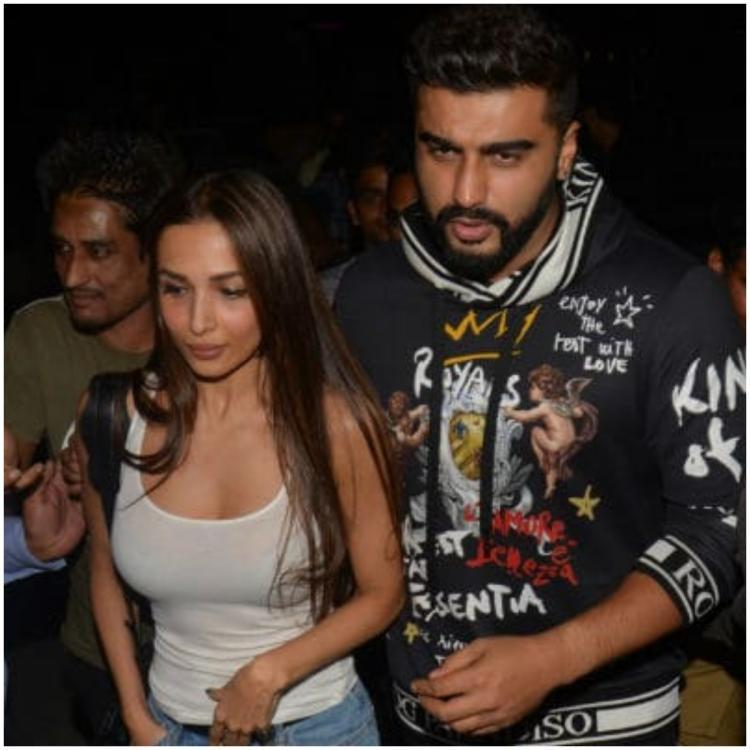Arjun Kapoor and Malaika Arora share the same sentiment as they salute Wing Commander Abhinandan's valour