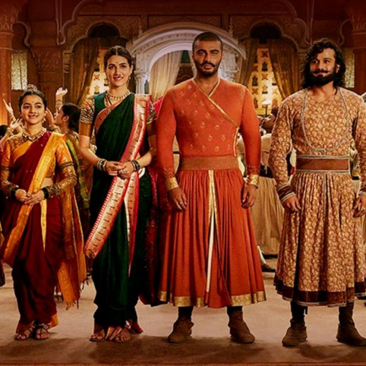 Panipat Song Mann Mein Shiva: Arjun Kapoor, Kriti Sanon hail Lord Shiva and motivate the Marathas for battle