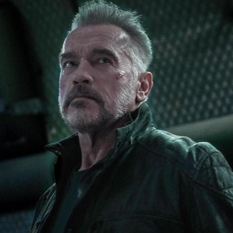 Arnold Schwarzenegger says it was fun to revisit his iconic role in 'Terminator: Dark Fate'