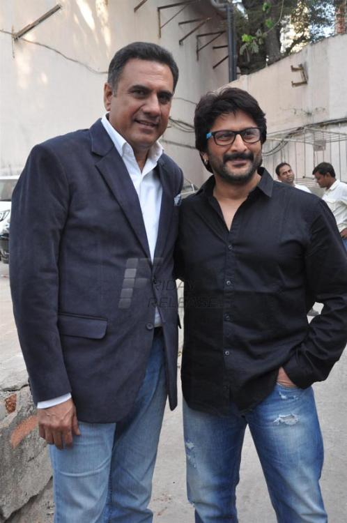 Arshad Warsi: If Boman Irani and I were there in Jolly LLB 2, it would've still done a 100 crore