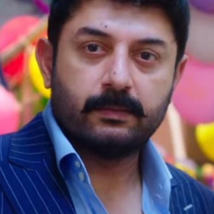 Jayalalithaa biopic: Arvind Swami to play legendary actor MGR in Kangana Ranaut's Thalaivi?