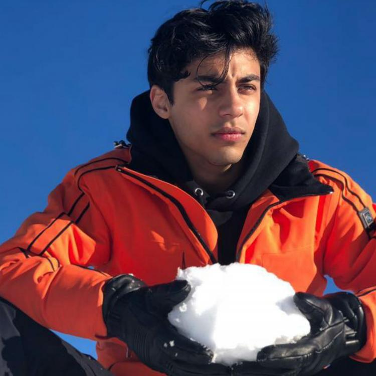 Shah Rukh Khan's son Aryan Khan is in a relationship with a blogger from London?