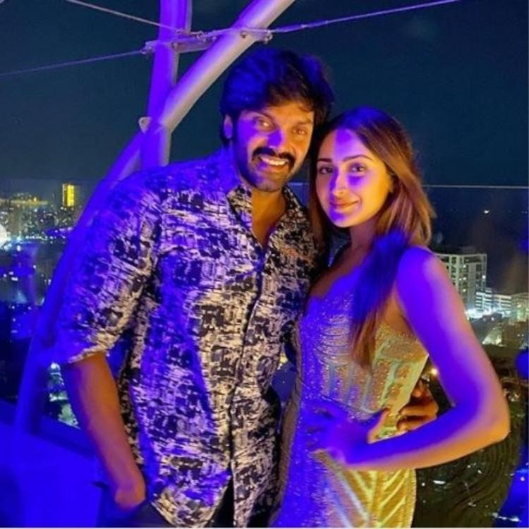Arya and Sayyeshaa keep the honeymoon phase intact even after a year of wedding & these photos are a proof