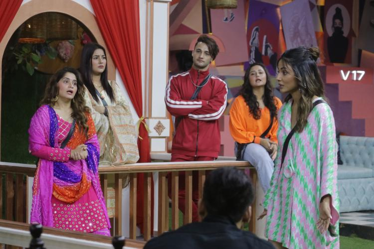 Bigg Boss 13 Synopsis, Day 107: Shehnaaz gets into a fight with Vishal, Sidharth & Shefali argue with Asim