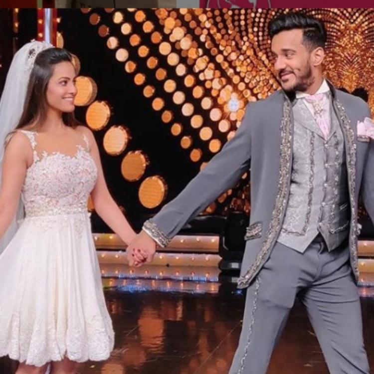 Nach Baliye 9: Anita Hassanandani's husband Rohit provides a glimpse of their acts this weekend; take a look