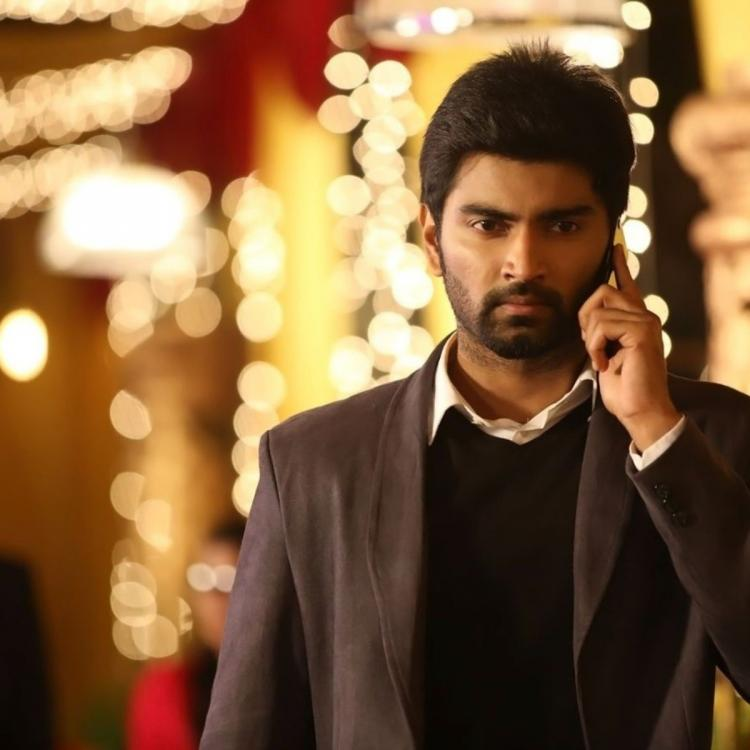Atharvaa stranded in Dubai airport for more than 24 hours due to flood