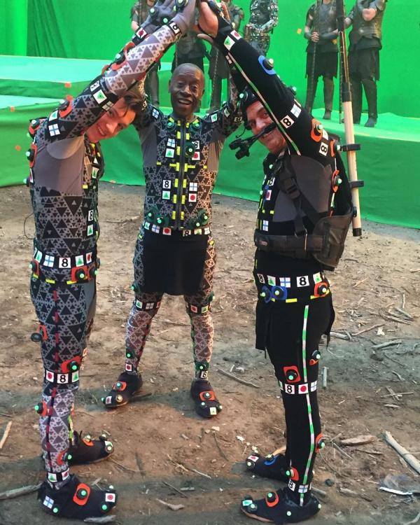 Mark Ruffalo shared some fun BTS shots from the sets of Avengers: Endgame with Tom Holland and Don Cheadle.