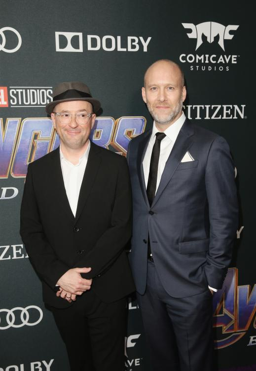 Christopher Markus and Stephen McFeely are the writers behind Avengers: Endgame.