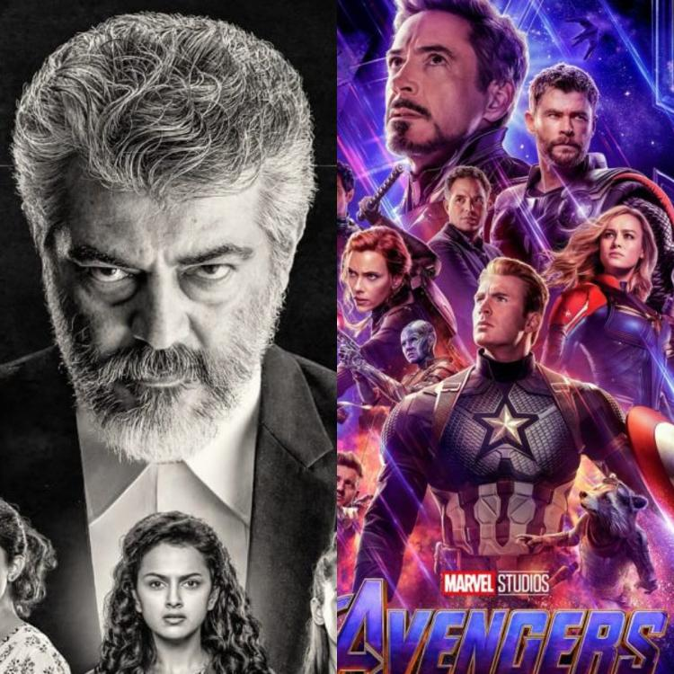 Nerkonda Parvaai Box Office: Thala Ajith's film beats lifetime collection of Avengers: Endgame in Tamil Nadu