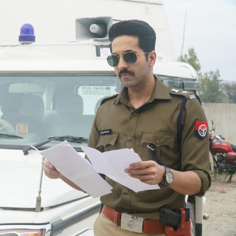 Ayushmann Khurrana's FIRST LOOK as a cop in Anubhav Sinha's Article 15 will leave you intrigued; Read details