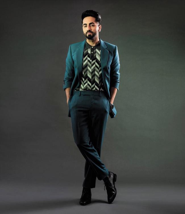 Ayushmann Khurrana wants to write a book of poems someday and writing poetry is something that he totally loves