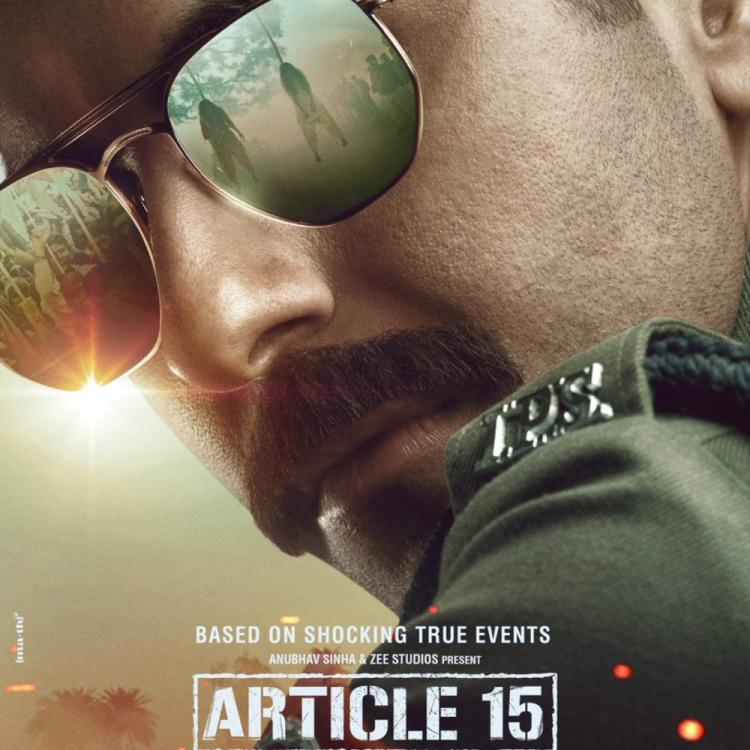 Article 15 Movie Review: This engaging, intense thriller adds another feather to Ayushmann Khurrana's hat