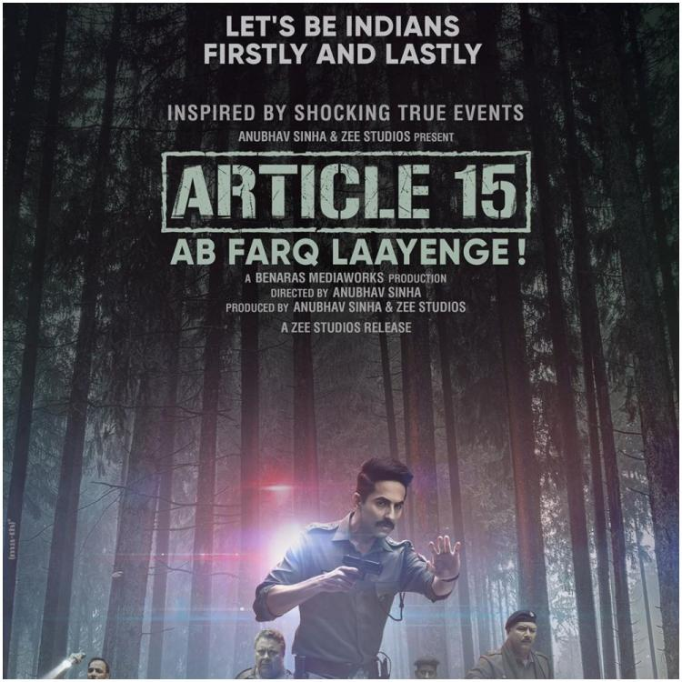 Ayushmann Khurrana's Article 15's screening banned in Roorkee, Uttarakhand; Here's why