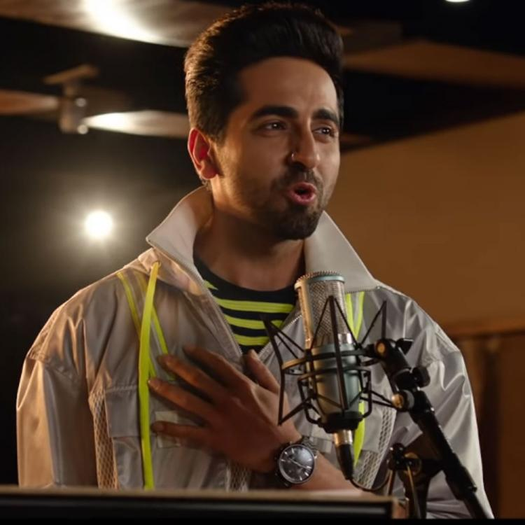 EXCLUSIVE: Ayushmann Khurrana on Mere Liye Tum Kaafi Ho: 'The song captures the universal emotion of love'