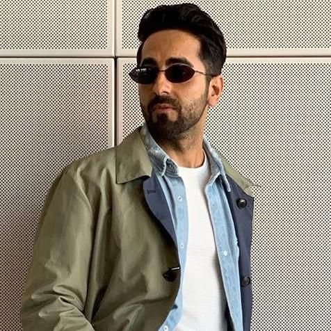 Ayushmann admits he has a vested interest for taking up dream girl