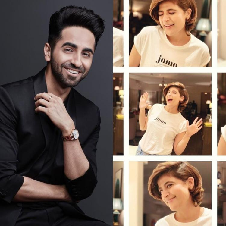 Ayushmann Khurrana REVEALS when and how he confessed his feelings to Tahira Kashyap; Check it out
