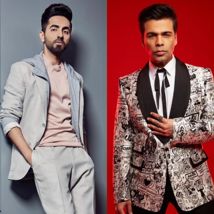 Ayushmann Khurrana to collaborate with Karan Johar for a romantic comedy film? Find out