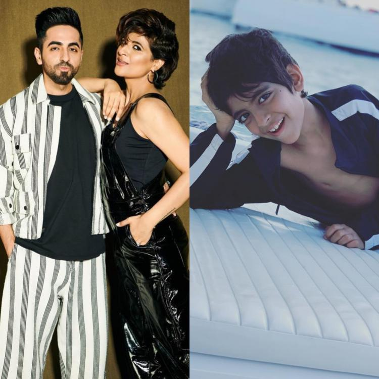 Ayushmann Khurrana's son Virajveer's reply on being asked about homosexuality by Tahira Kashyap wins internet