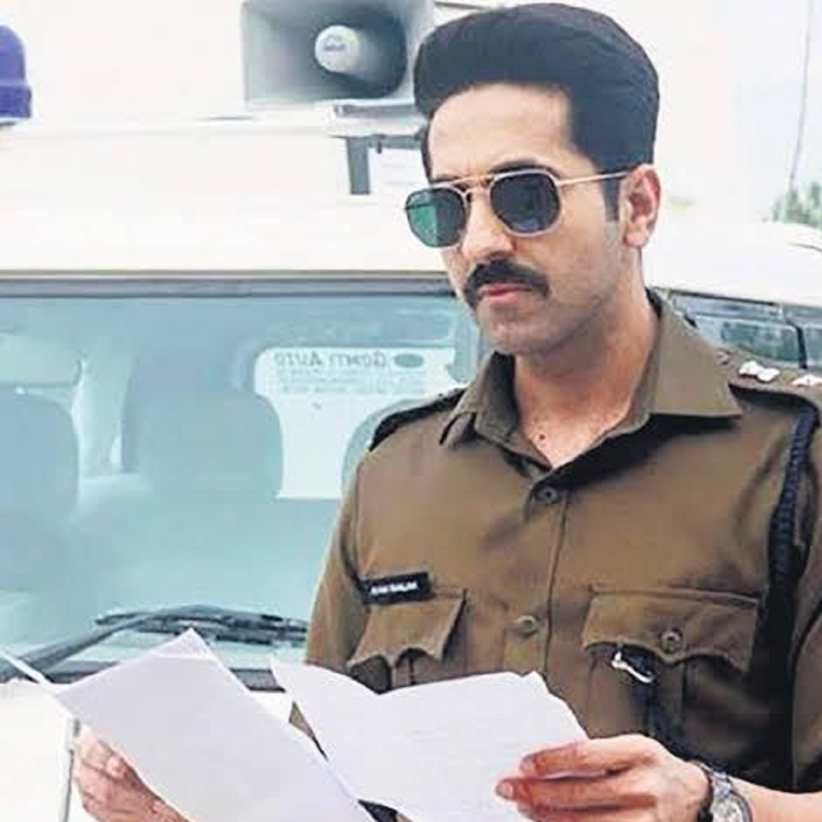 Ayushmann Khurrana recollects a real life caste discrimination