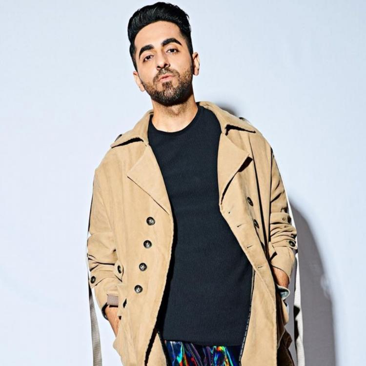 Ayushmann Khurrana on Bala being compared to Ujda Chaman:  We shot our film first, announced our film first
